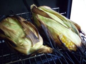 Mmmm ... corn!