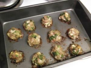Meatballs.