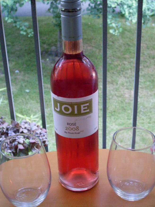 This is one of my favourite pink wines.