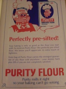 Flour ad.