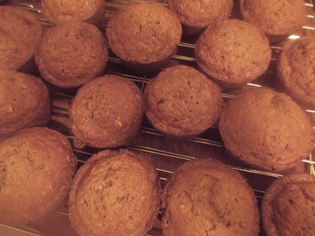 spaghetti squash muffins