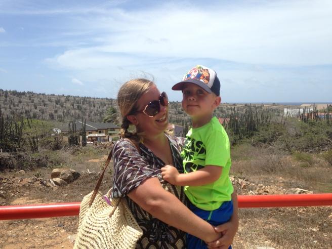 Aruba - landscape